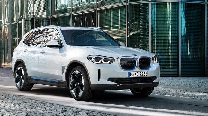 BMW iX3, el nuevo SUV eléctrico temido por el Audi e-tron y el Mercedes EQC