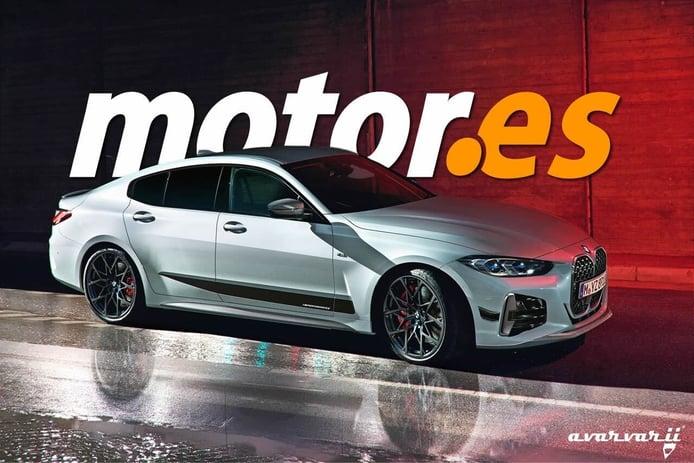 BMW Serie 4 Gran Coupé 2021, las claves del cambio generacional que se avecina