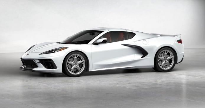 El Museo Corvette va a sortear el Chevrolet Corvette número 1.75 millones
