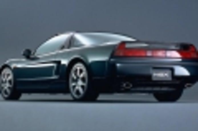 Amores de juventud: el Honda NSX