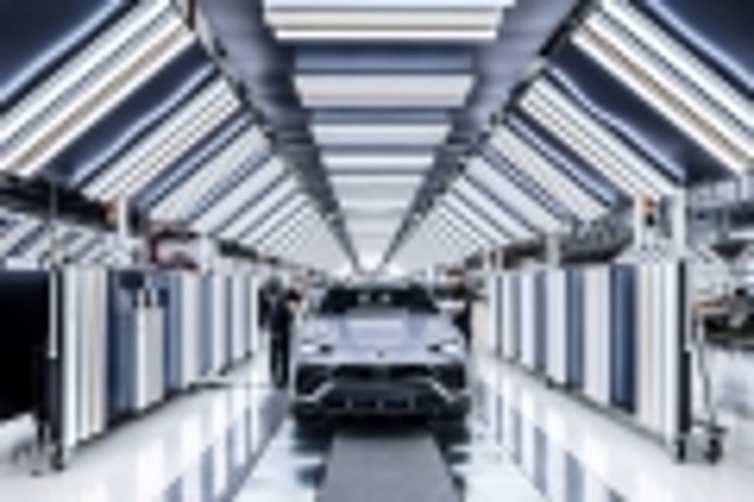 Lamborghini ha fabricado más de 10.000 Urus