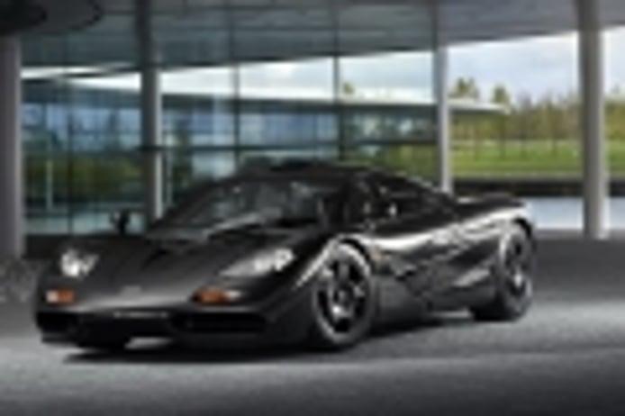 Amores de juventud: el McLaren F1