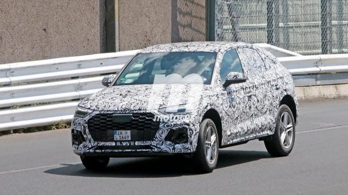 Audi Q5 Sportback - foto espía