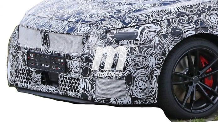 BMW Serie 2 Coupé 2021 - foto espía frontal
