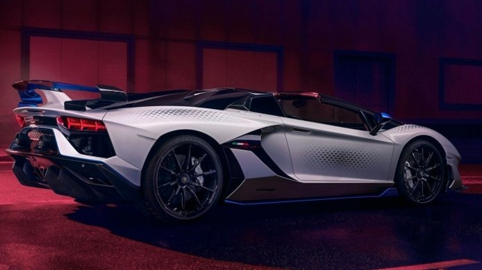 Lamborghini Aventador SVJ Xago Edition - posterior