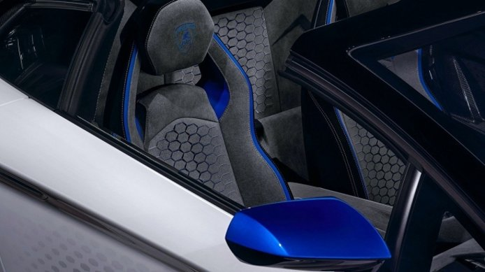 Lamborghini Aventador SVJ Xago Edition - interior