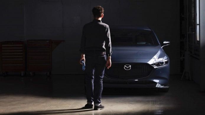 Mazda3 Turbo 2021 - frontal