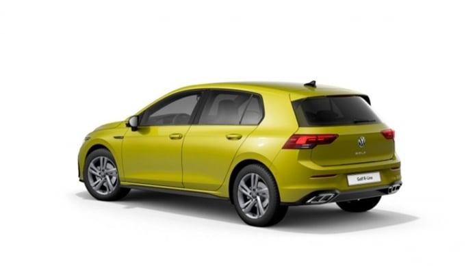 Volkswagen Golf R-Line - posterior
