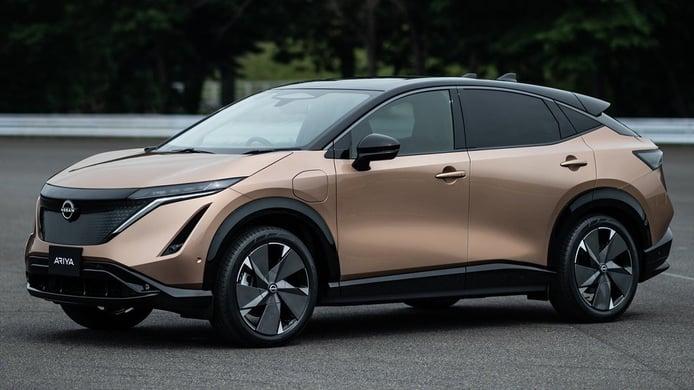 El Nissan Ariya tendrá un «hermano mayor» con 500 km de autonomía