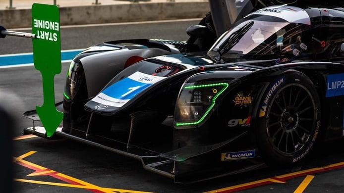 Roberto Merhi regresa al WEC, disputará las 6 Horas de Spa con Eurasia