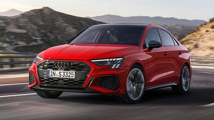 Audi S3 Sedán 2021, elegancia y deportividad se dan la mano