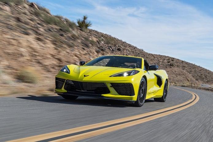 General Motors vuelve a registrar la denominación E-Ray ¿Corvette eléctrico en camino?