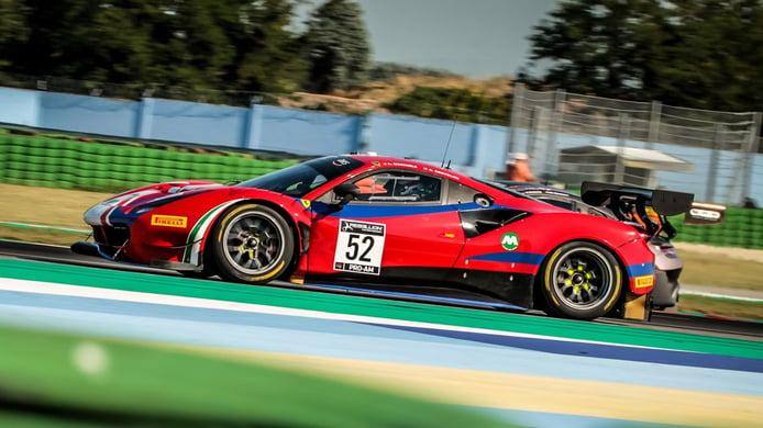 El Ferrari 488 GT3 alcanza las 300 victorias en cuatro años de vida