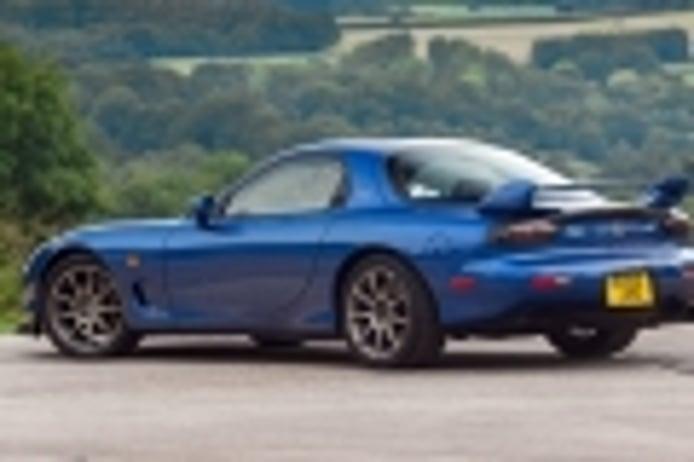 Amores de juventud: el Mazda RX-7