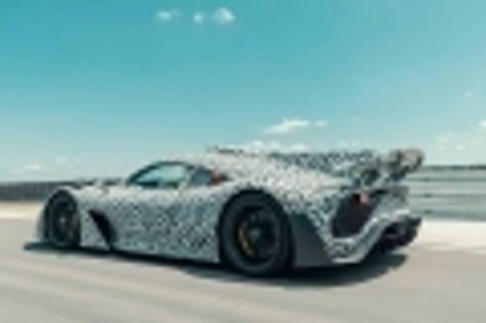 Escucha el sonido brutal del nuevo Mercedes-AMG ONE en este vídeo