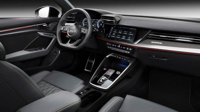Audi S3 Sportback 2021 - interior