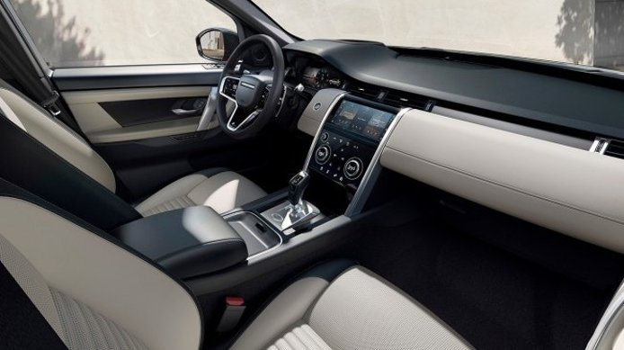 Land Rover Discovery Sport 2021 - interior