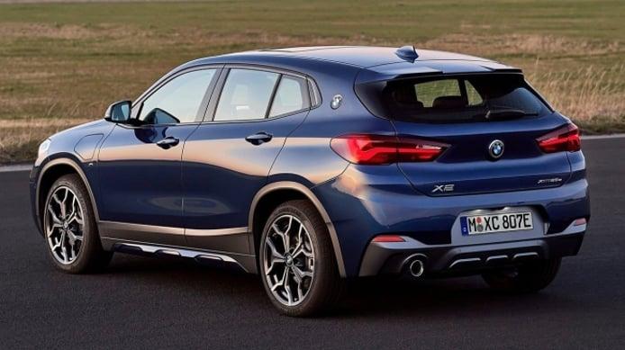 BMW X2 xDrive25e - posterior