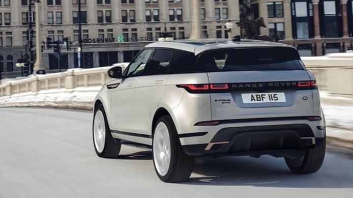 Range Rover Evoque 2021 - posterior