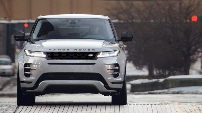 Range Rover Evoque 2021 - frontal