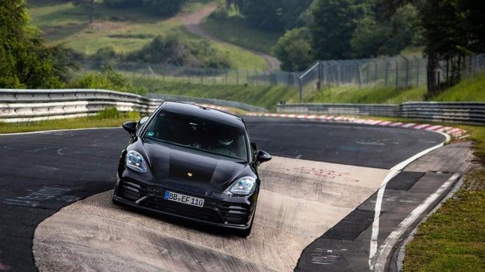 Al descubierto los motores y novedades del Porsche Panamera Facelift 2021