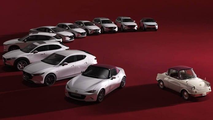 La edición especial 100 Aniversario de Mazda ya tiene precios en España