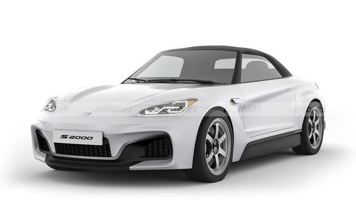 Honda S2000, ¿cómo sería una nueva generación del roadster japonés?