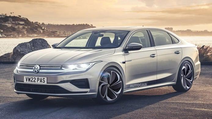 Volkswagen Passat 2023, la novena generación de la berlina alemana será una realidad