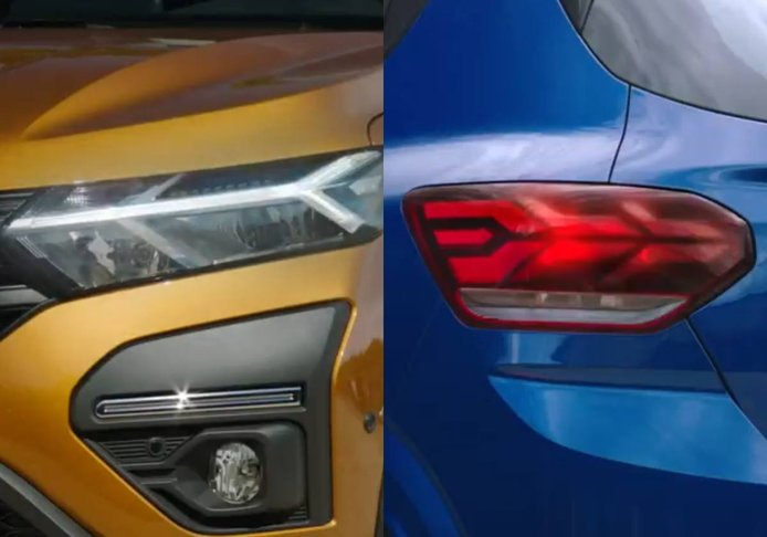 Dacia desvela las nuevas ópticas LED del Sandero 2021 y su fecha de llegada