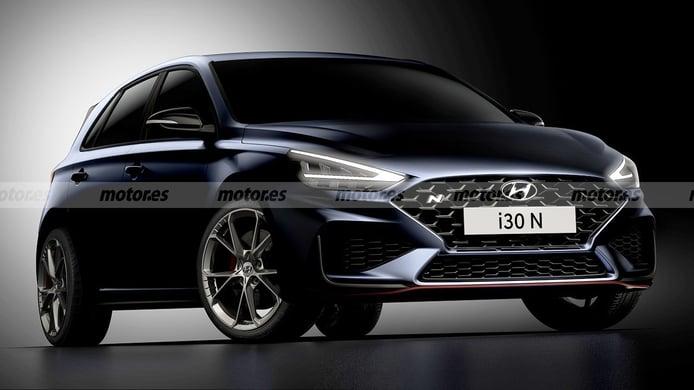 El nuevo Hyundai i30 N 2021 está listo para su debut, ¡estrenará cambio automático!