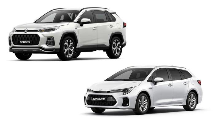 Los híbridos de Toyota ayudarán mucho a Suzuki en Europa respecto a su media de CO2