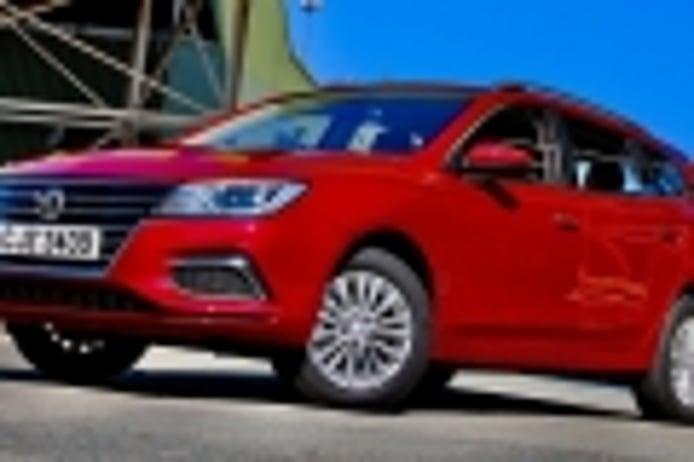 MG5 EV, la alternativa asequible al Volkswagen ID.3 y al Nissan Leaf