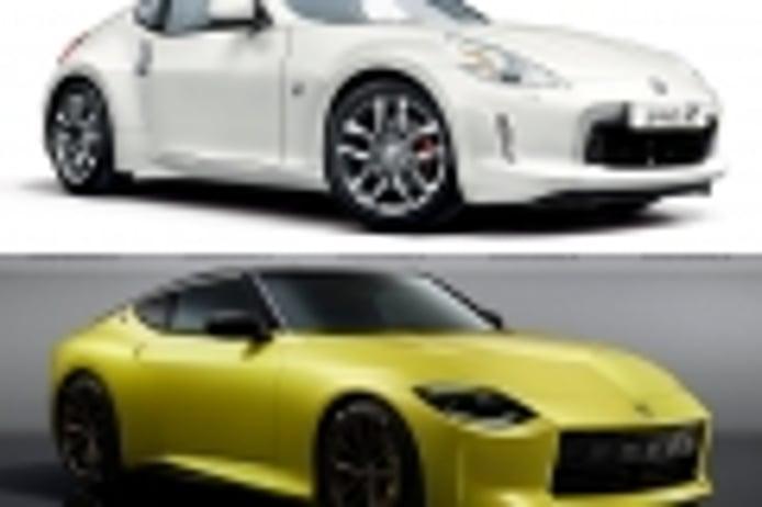 Comparativa visual: Así ha cambiado el nuevo Nissan Z Proto frente al 370Z