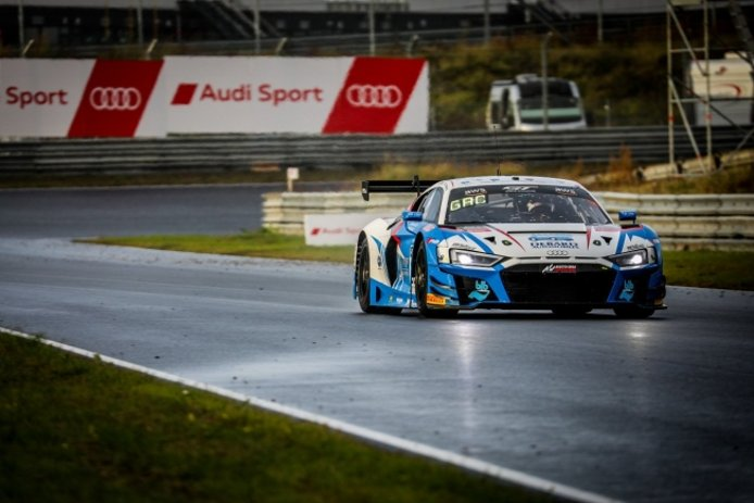 El Audi #31 de Tomita y Van der Linde gana la primera manga en Zandvoort