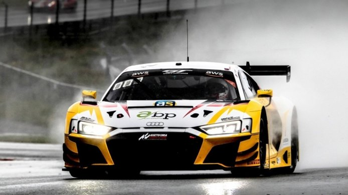 Audi manda en los libres y pre-clasificación del GTWC Europe en Zandvoort