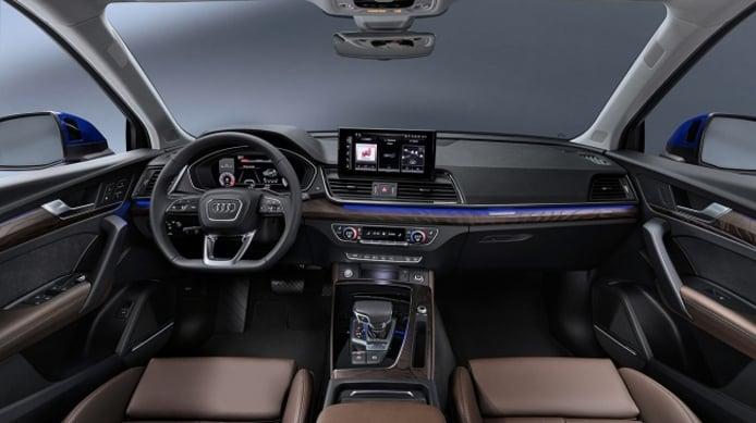 Audi Q5 Sportback - interior