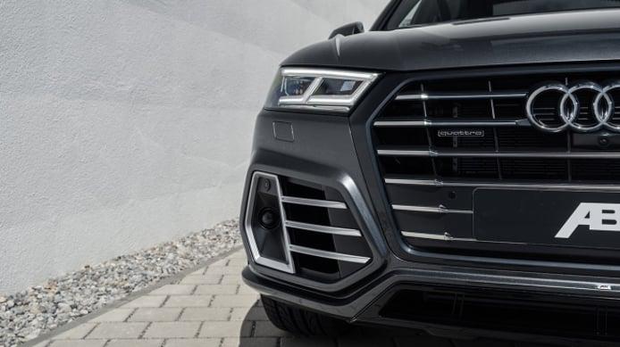 Audi Q5 TFSI e preparado por ABT Sportsline