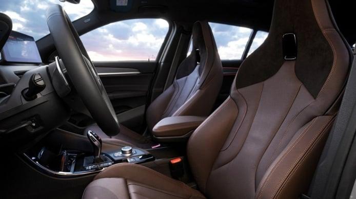 BMW X2 M Mesh Edition - interior