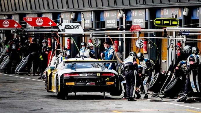 Las carreras al sprint del GTWC Europe llegan al circuito de Zandvoort