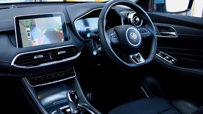 MG HS Plug-in - interior
