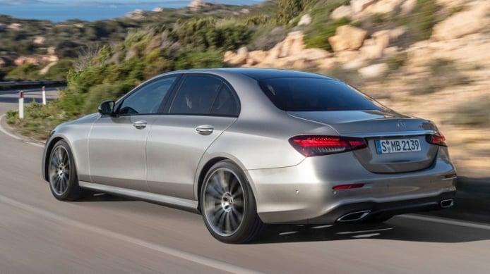 Mercedes Clase E 2020 - posterior
