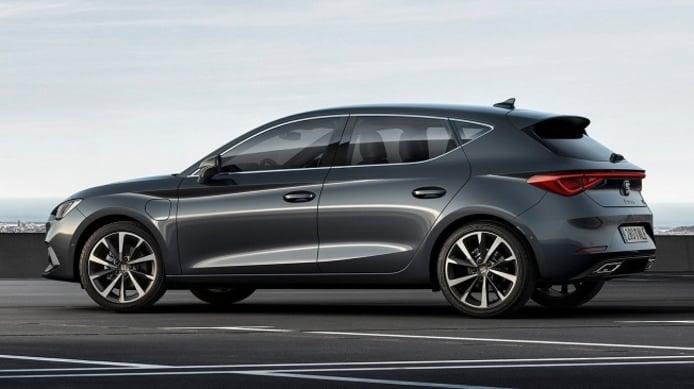 SEAT León e-Hybrid - posterior