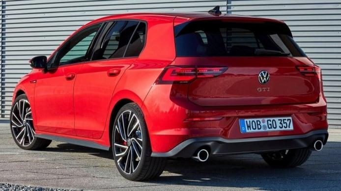 Volkswagen Golf GTI 2020 - posterior