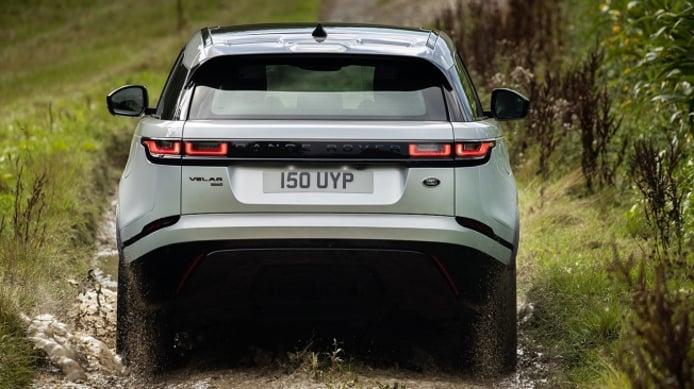 Range Rover Velar 2021 - posterior