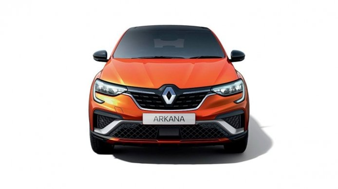 Renault Arkana - frontal
