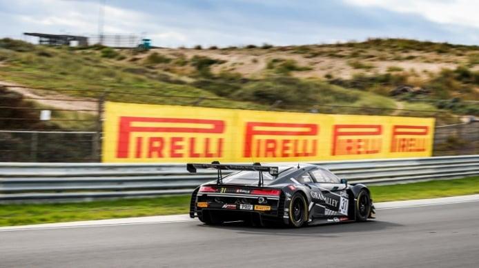 Triunfo de Giacomo Altoé y Albert Costa para Lamborghini en Zandvoort