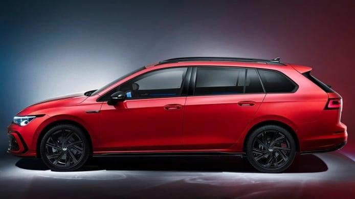 Volkswagen Golf Variant 2021 - lateral