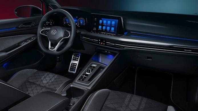 Volkswagen Golf Variant 2021 - interior