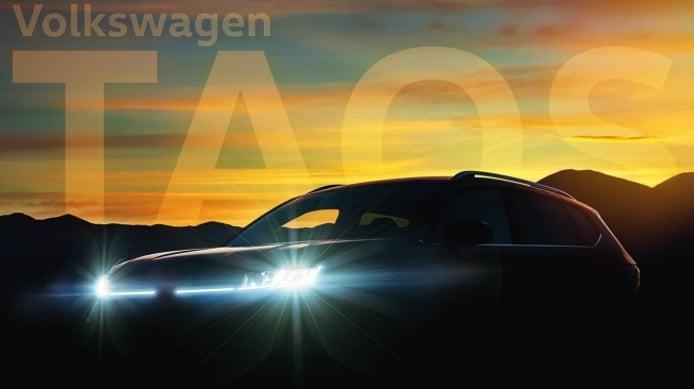 Volkswagen Taos - teaser