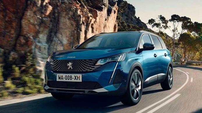 Peugeot 5008 2021, el renovado SUV francés de 7 plazas estrena imagen y tecnología
